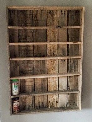 Spice Rack Nj Beauteous 12 Best Spice Shelf Images On Pinterest  Kitchens Kitchen Inspiration Design
