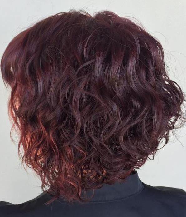 50 hair styles 65 best curly perm images on hair cut 1510