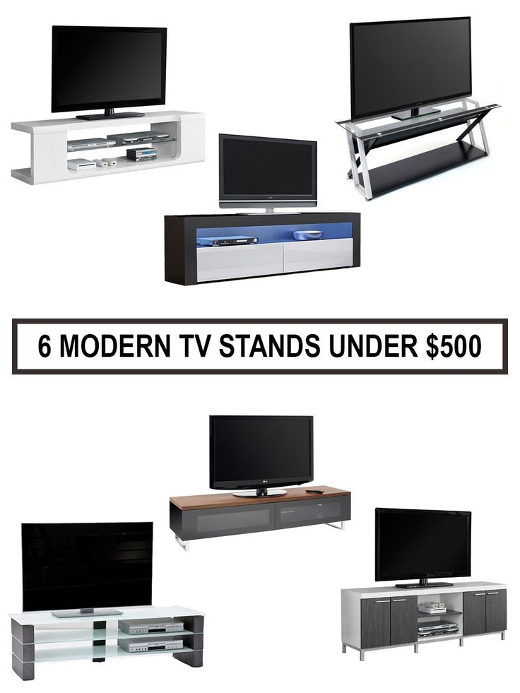 Jan 31 Best Modern TV Stands Under 500 Minimalist Living Room