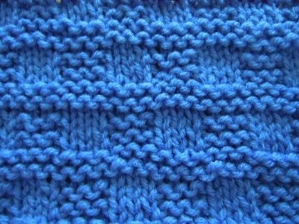 how to knit using country grove knitting stitch