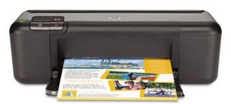 Top Printer Drivers HP Deskjet D2660 For All In one