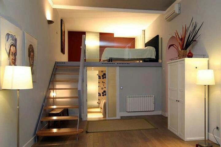 Small space,  save space ideas