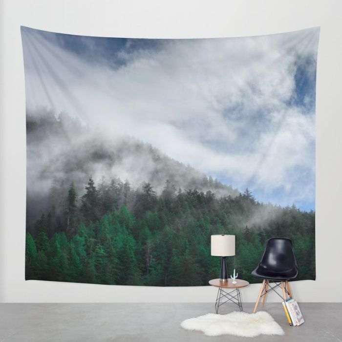 The Air I Breathe Wall Tapestry by Mixed Imagery | Society6