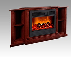 13 Best Images About Amish Fireplaces On Pinterest Electric Fireplaces Corner Electric