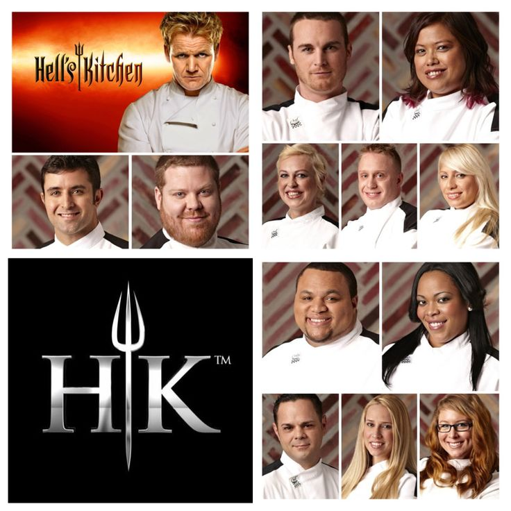 Hells Kitchen Season 6: 61 Best ☰ Cooking And Decorating Shows That I Enjoy