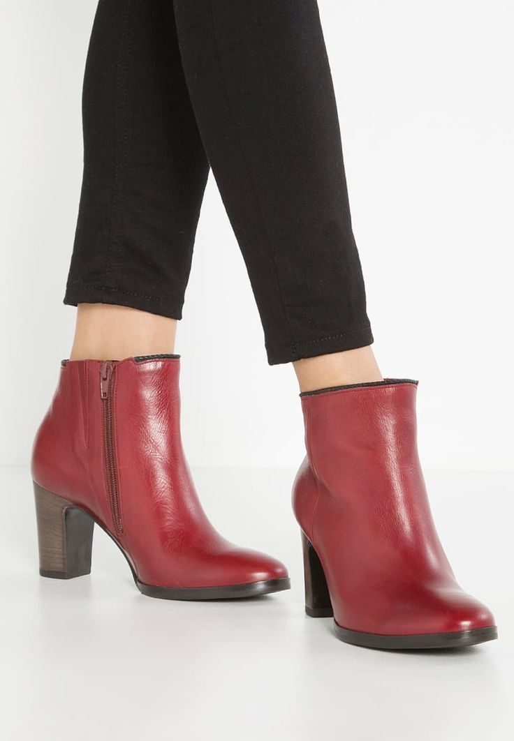 gabor shoes online, Women Gabor Ankle boots - red, gabor shoes outlet Most Fashionable Outlet