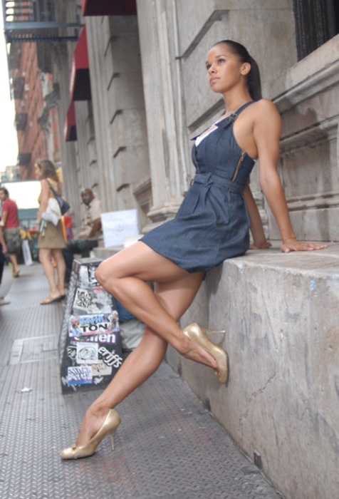 The Baddest Ballerina on the Planet Misty Copeland