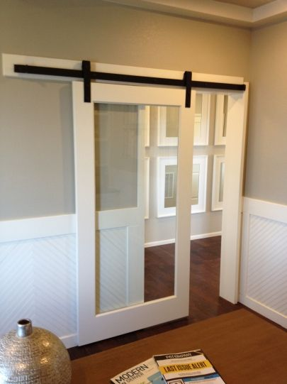 Interior Barn Door With Glass 15 best wide sliding doors and more - interior images on pinterest