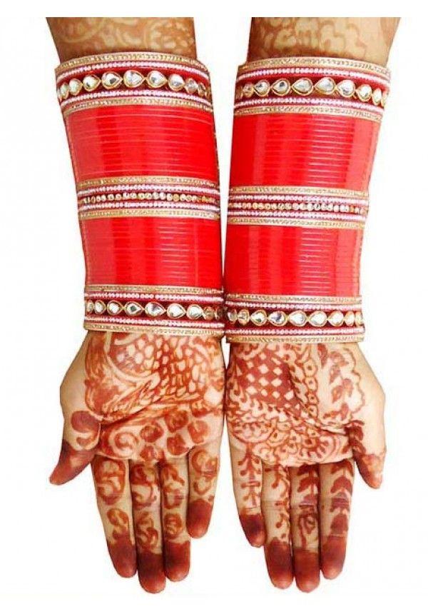 Beautiful Designer Bridal Chura