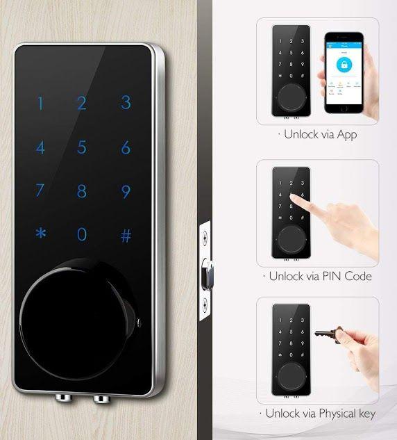 Top 10 Best Fingerprint Door Locks In 2020 Reviews In 2020 Fingerprint Door Lock Biometric Door Lock Door Locks