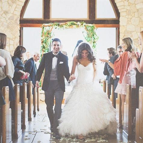 Best 25 wedding recessional ideas on pinterest wedding list glassy chapel wedding recessional junglespirit Gallery