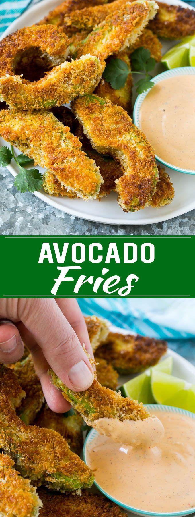 Avocado Fries Recipe | Fried Avocado | Avocado Fritters