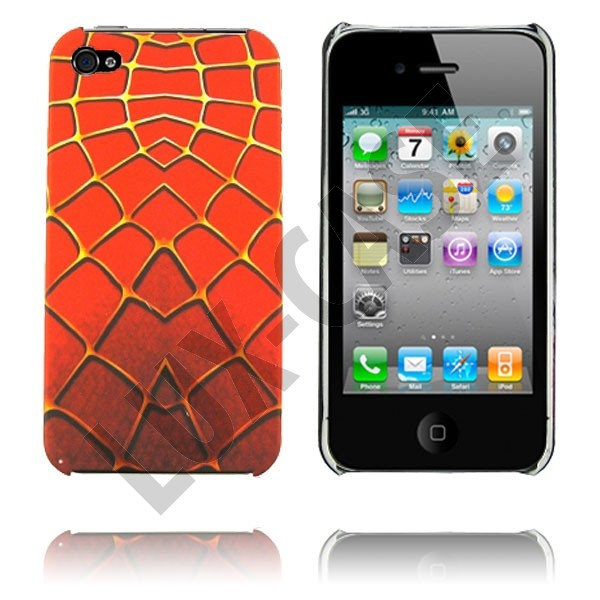 Spiderman iPhone 4/4S Cover