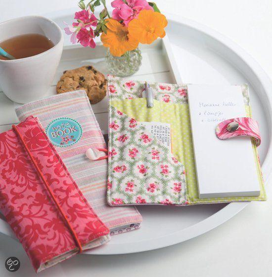 #Zelf maken #Notitieboekjes - Leuks met lapjes, Arda Meijburg | 9789043916769 - DIY