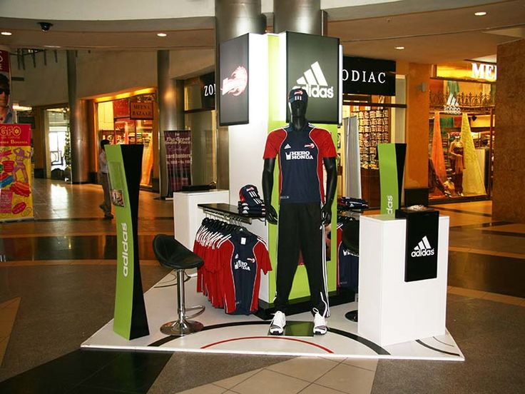 Mall Activation Stand for Adidas. Insta provides range of Activation Services such as Corporate Activation, Retail Activation, Society Activation, Mall Activation and Dealer Activation. Contact us http://www.expodisplayservice.ae/