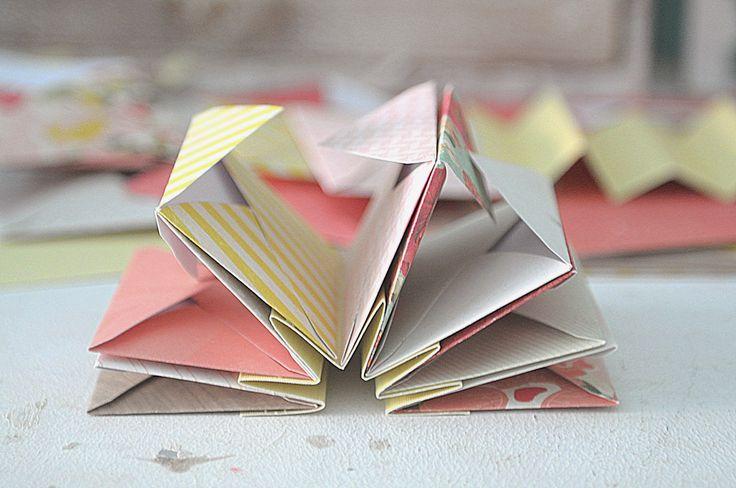 sizzix card ideas | scrappingcrazy : Mini Envelope Album Tutorial
