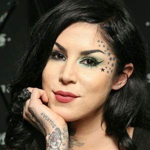 Kat Von D (American, Tattoo Artist) was born on 08-03-1982.  Get more info like birth place, age, birth sign, biography, family, relation & latest news etc.