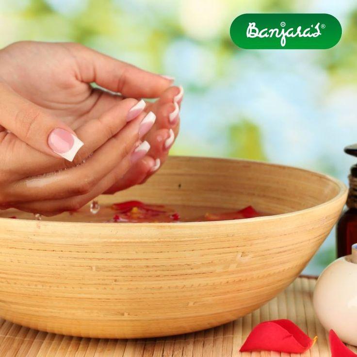 Hot Oil Treatment Manicure Pedicure- HireAbility