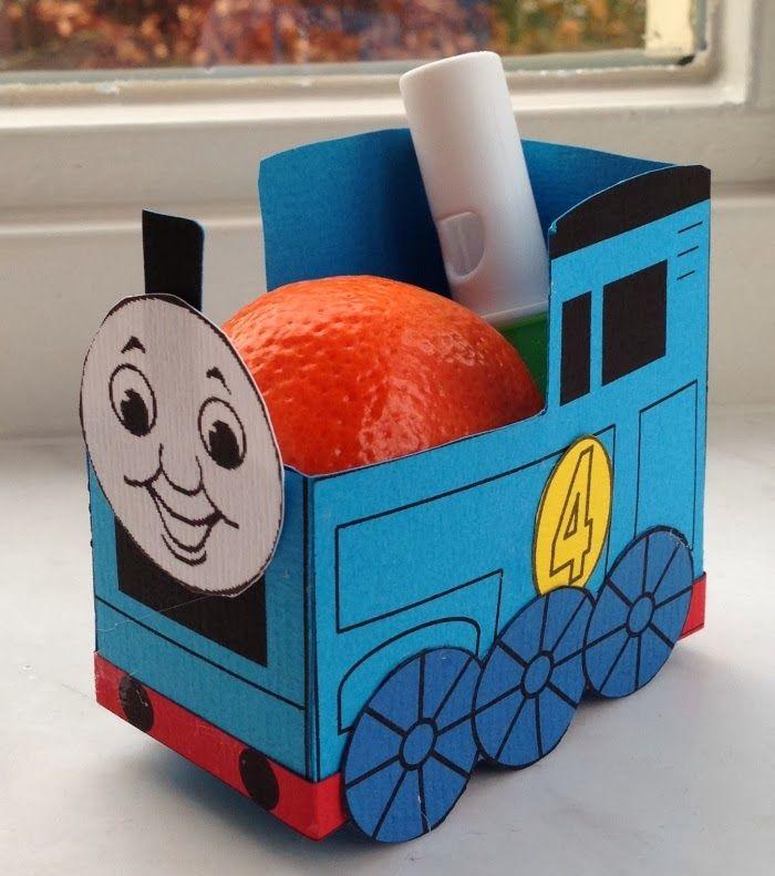 Thomas de trein traktatie