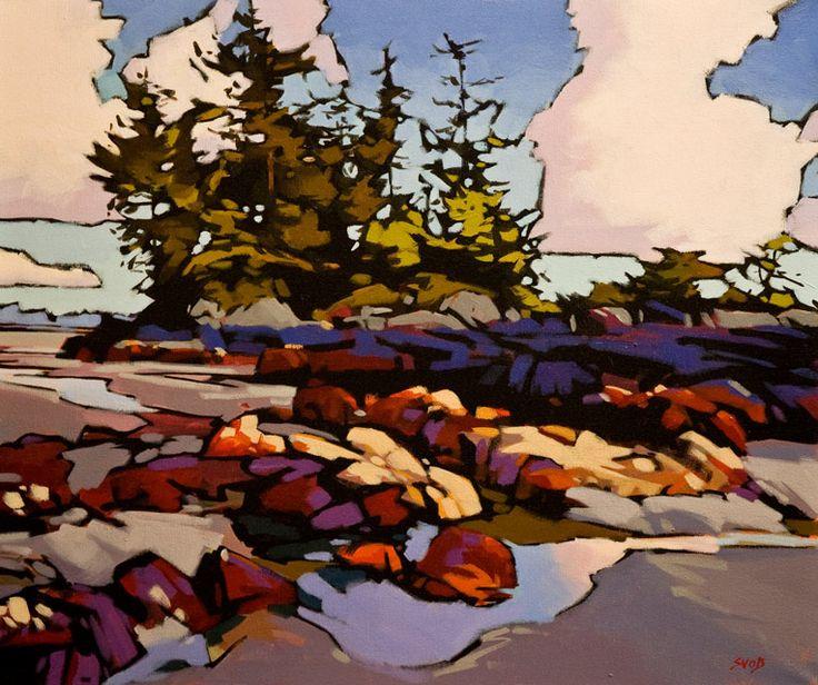 Chesterman Beach, by Mike Svob