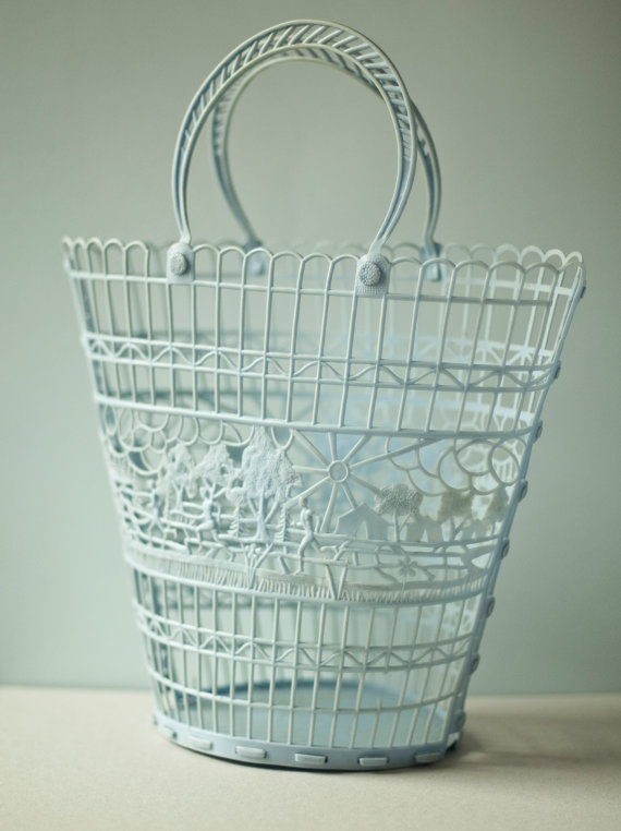 1118 best Baskets images on Pinterest | Layette, Wicker and Baskets