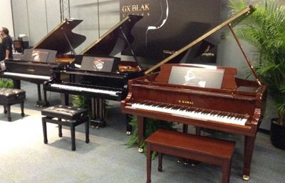 Kawai piano NAMM 2014
