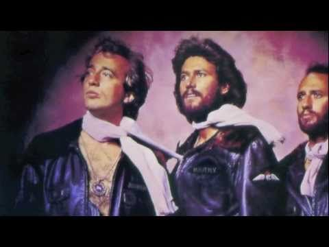 The Bee Gees - Nights on Broadway (1975)   My first 45(does anyone remember what a 45 was? I just really aged myself, didn't I?)