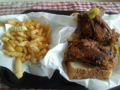 Prince's Hot Chicken Shack - Nashville, TN