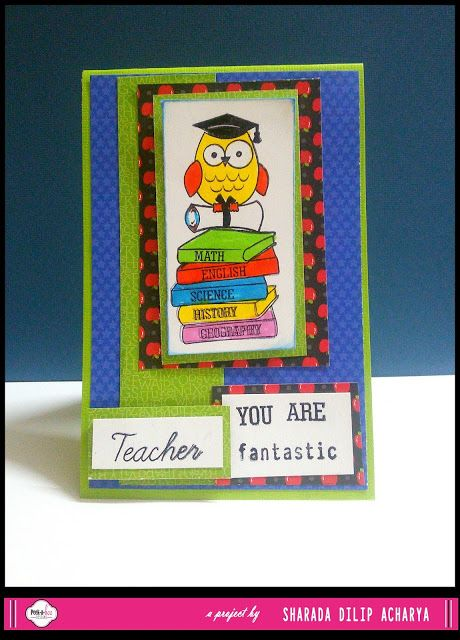 HappyMomentzz crafting by Sharada Dilip: card