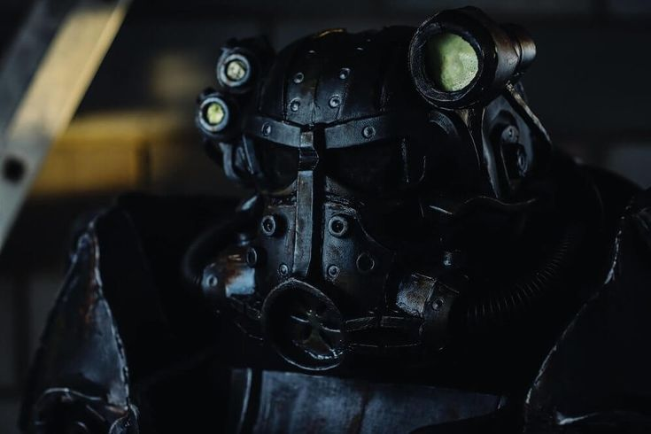 Gamer Creates Terrifying Real Life Fallout Power Armor