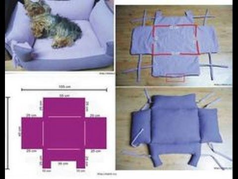 grafika dog, bed, and diy – Fournitures pour animaux Cute Dog Beds, Diy Dog Bed, Pet Beds, Promenade Chien, Dog Clothes Patterns, Animal Projects, Diy Stuffed Animals, Pet Clothes, Dog Clothing
