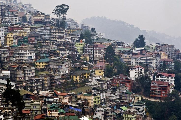 Gangtok, Sikkim.