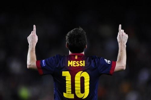 Messi 13