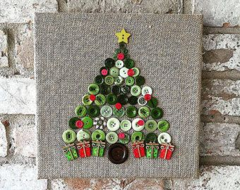 Christmas is just around the corner! Brighten up your Christmas tree this year with these custom made fabric ornaments.   -Set of four.