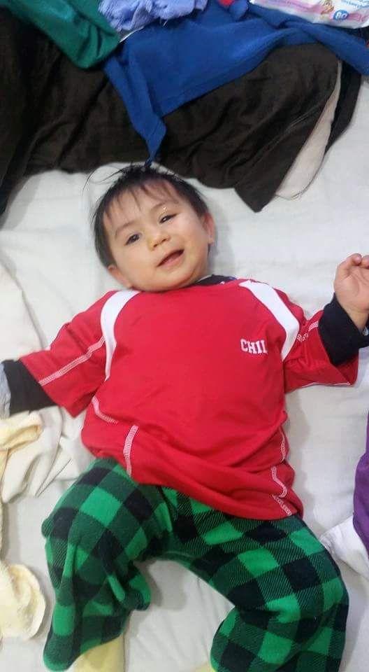 El hijo de Estela apoya a la selección con ganas, risas y pasión https://instagram.com/babytuto/