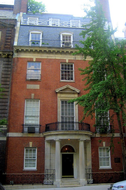 The George and Martha Whitney House, also known as the 120 East 80th Street House, 1929