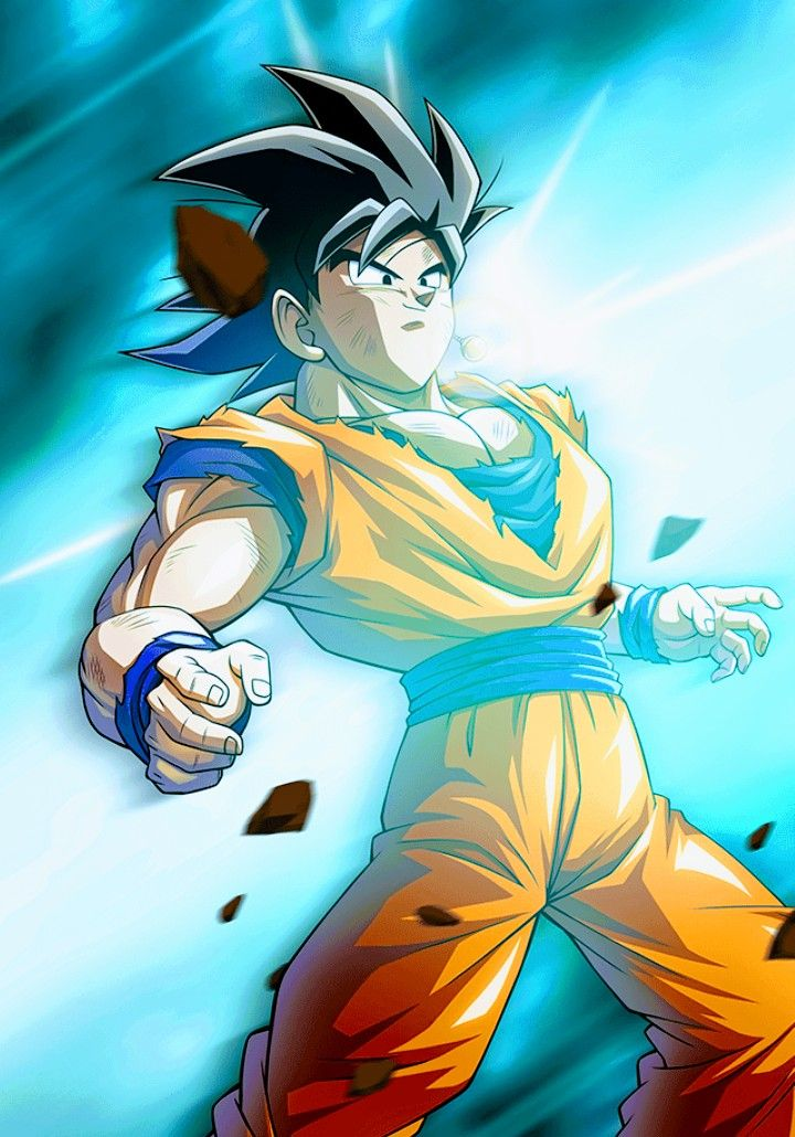 Goku – Fusion, Dragon Ball Super