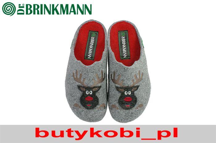 Klapki kapcie damskie Dr Brinkmann 320373 pop r41 (4695791904) - Allegro.pl - Więcej niż aukcje. 41, 27cm