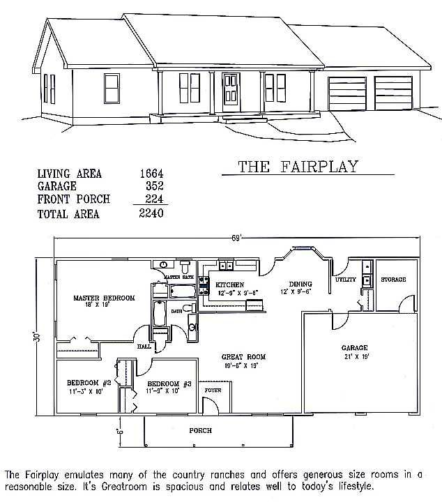 84 best shop house plans images on pinterest cottage for Steel building home floor plans
