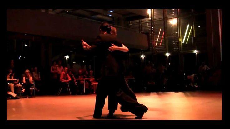 TANGO - David & Catherine - Paris Texas / Gotan Project - TangoFuego/CND...