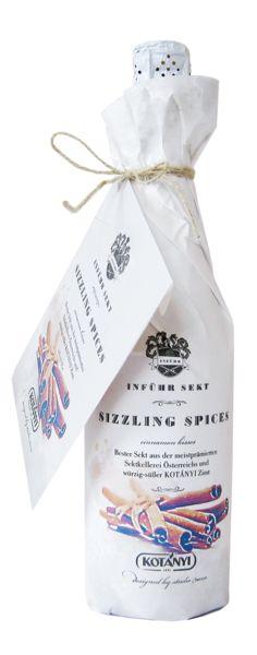 Sizzling Spices – Sektkellerei Inführ
