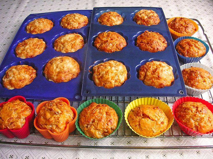 Schinken - Käse - Muffins, ein tolles Rezept aus der Kategorie Kuchen. Bewertungen: 61. Durchschnitt: Ø 4,1.