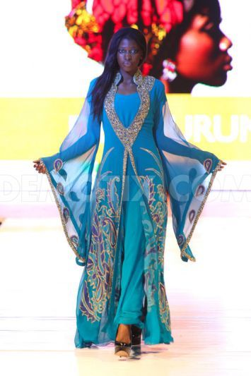 cultural fashion | Trendy Culture Fashion Show held in Abuja | Demotix.com