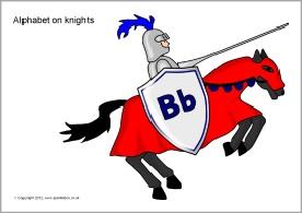 Ridder alfabet kaarten
