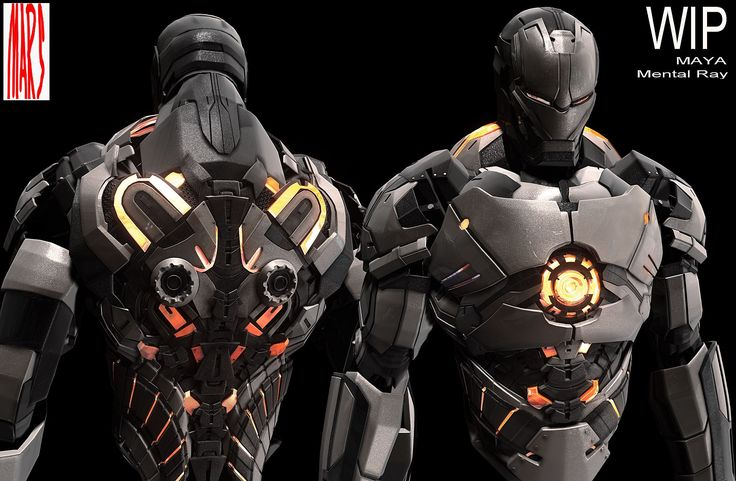 Iron Man Armor Designs | www.imgkid.com - The Image Kid ...