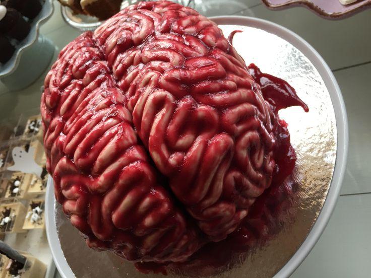 Tårta hjärna