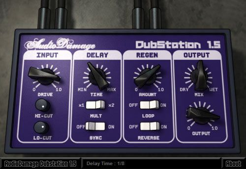 DubStation by Audio Damage