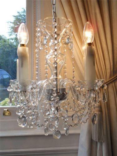 59 best Leave a Light On images on Pinterest | Chandeliers, Glass ...