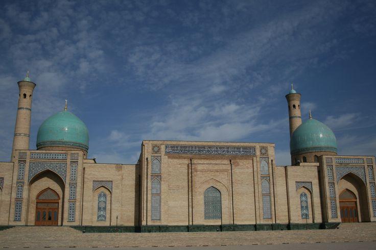Khast Iman Complex Tashkent