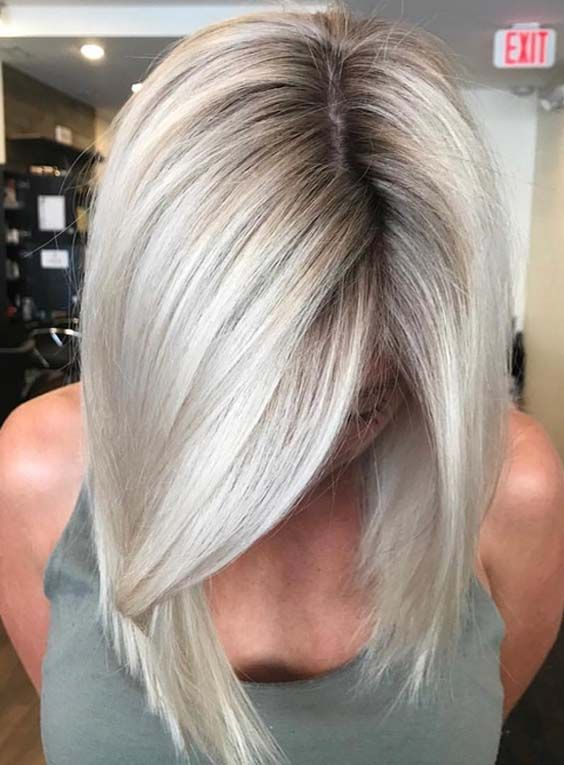 46 Superior Blonde Balayage Hair Colour Kinds in 2018
